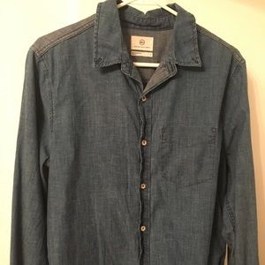 Adriano Goldschmied Jean shirt size large